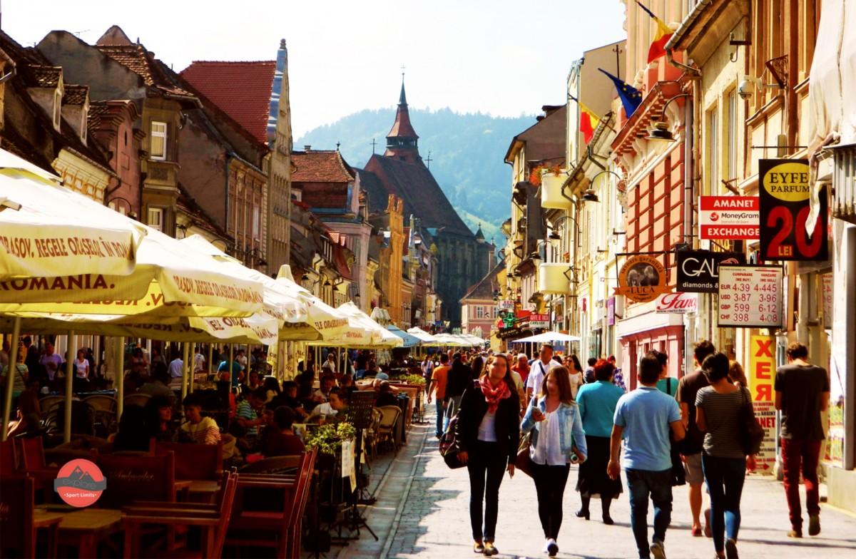Brasov Enjoy Romania