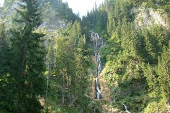 Horses' Waterfall