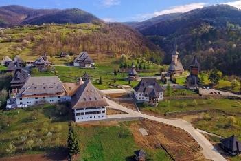 Barsana Monastery
