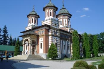 Sinaia-Monastery