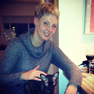 Jeanette Jakobsen á Argjaboða